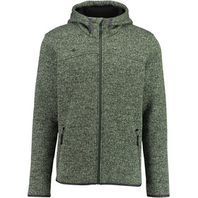 Kaikkialla M's Salomo Fleece Jacket Dark Green